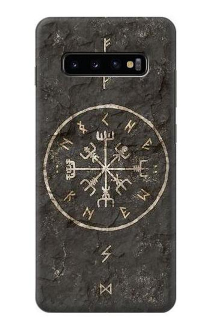 S3413 Norse Ancient Viking Symbol Case For Samsung Galaxy S10 Plus
