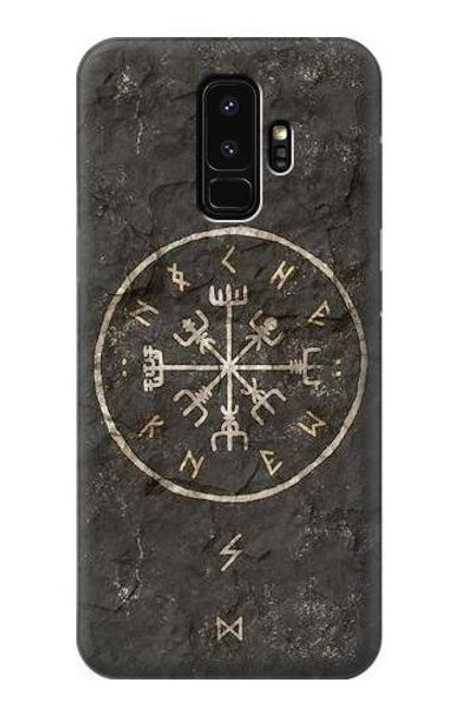 S3413 Norse Ancient Viking Symbol Case For Samsung Galaxy S9 Plus