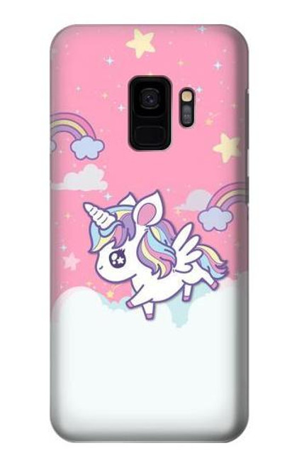S3518 Unicorn Cartoon Case For Samsung Galaxy S9
