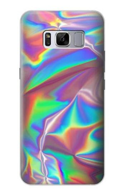 S3597 Holographic Photo Printed Case For Samsung Galaxy S8 Plus