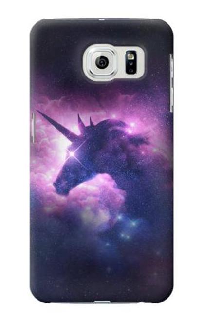 S3538 Unicorn Galaxy Case For Samsung Galaxy S6