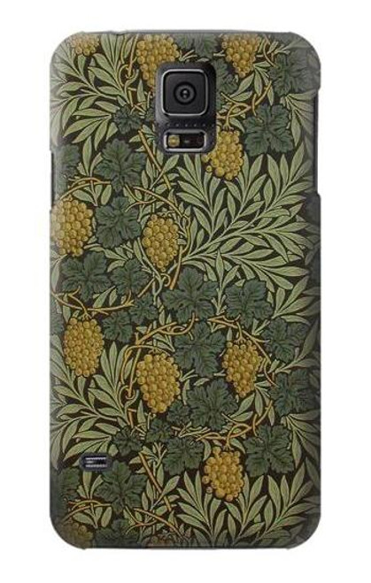 S3662 William Morris Vine Pattern Case For Samsung Galaxy S5 mini