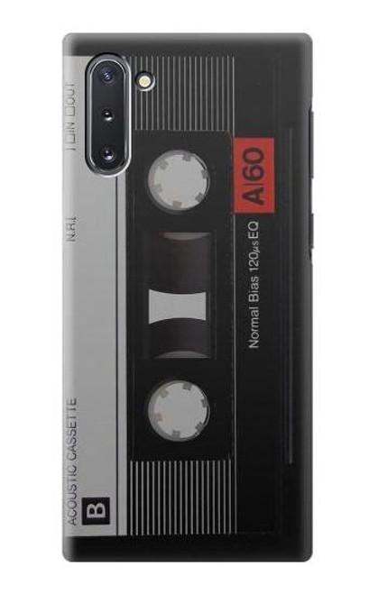 S3516 Vintage Cassette Tape Case For Samsung Galaxy Note 10