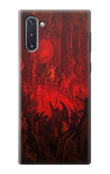 S3583 Paradise Lost Satan Case For Samsung Galaxy Note 10