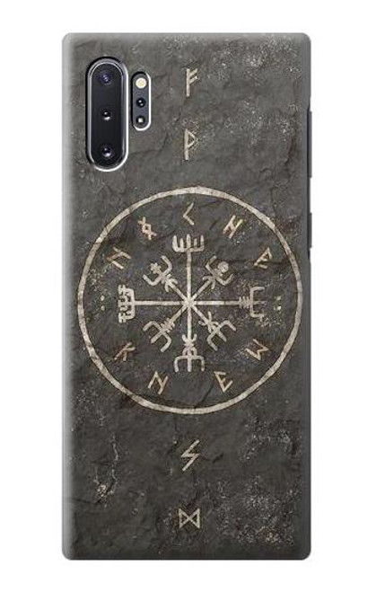 S3413 Norse Ancient Viking Symbol Case For Samsung Galaxy Note 10 Plus