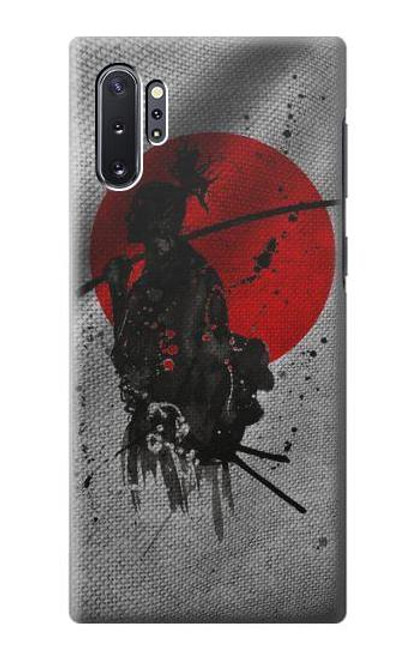 S3517 Japan Flag Samurai Case For Samsung Galaxy Note 10 Plus
