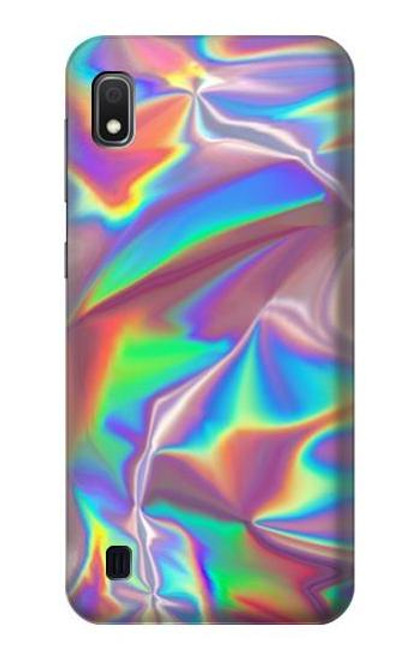 S3597 Holographic Photo Printed Case For Samsung Galaxy A10
