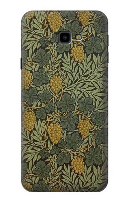 S3662 William Morris Vine Pattern Case For Samsung Galaxy J4+ (2018), J4 Plus (2018)