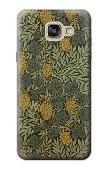 S3662 William Morris Vine Pattern Case For Samsung Galaxy A5 (2016)