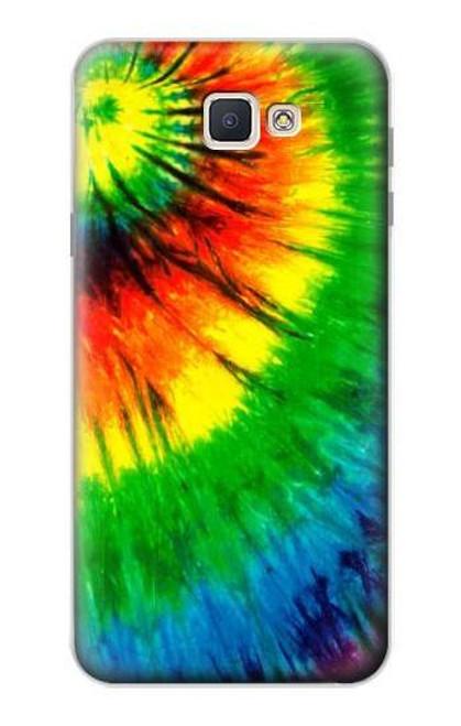 S3422 Tie Dye Case For Samsung Galaxy J7 Prime (SM-G610F)