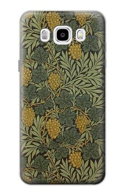 S3662 William Morris Vine Pattern Case For Samsung Galaxy J5 (2016)