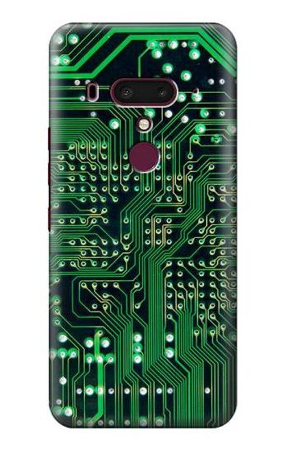 S3392 Electronics Board Circuit Graphic Case For HTC U12+, HTC U12 Plus