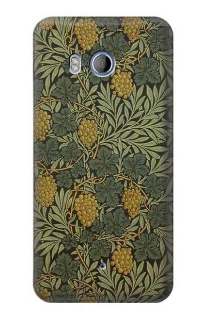 S3662 William Morris Vine Pattern Case For HTC U11