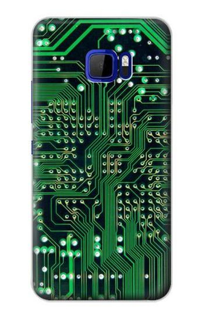 S3392 Electronics Board Circuit Graphic Case For HTC U Ultra