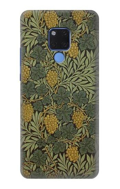 S3662 William Morris Vine Pattern Case For Huawei Mate 20 X
