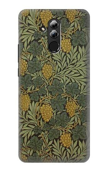 S3662 William Morris Vine Pattern Case For Huawei Mate 20 lite