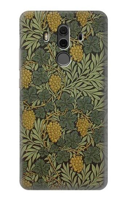 S3662 William Morris Vine Pattern Case For Huawei Mate 10 Pro, Porsche Design