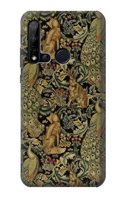 S3661 William Morris Forest Velvet Case For Huawei P20 lite (2019)