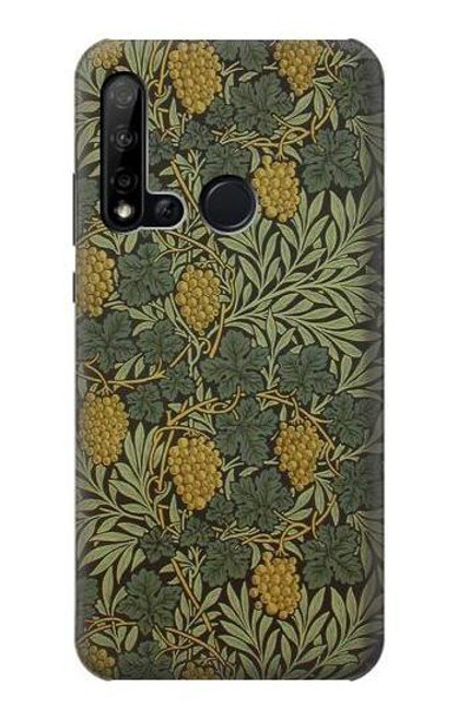 S3662 William Morris Vine Pattern Case For Huawei P20 lite (2019)