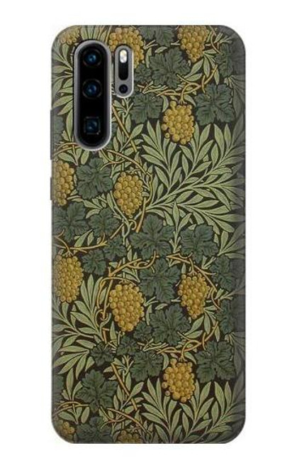 S3662 William Morris Vine Pattern Case For Huawei P30 Pro