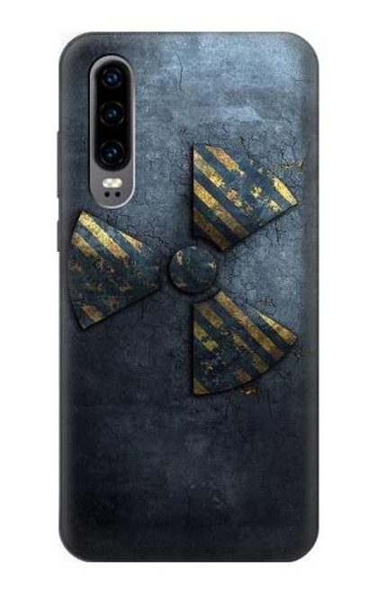 S3438 Danger Radioactive Case For Huawei P30