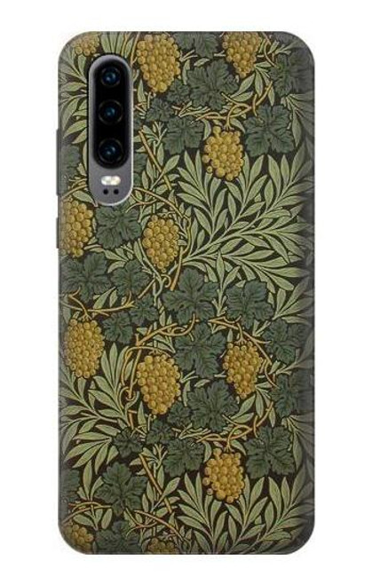 S3662 William Morris Vine Pattern Case For Huawei P30