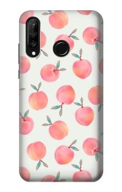 S3503 Peach Case For Huawei P30 lite