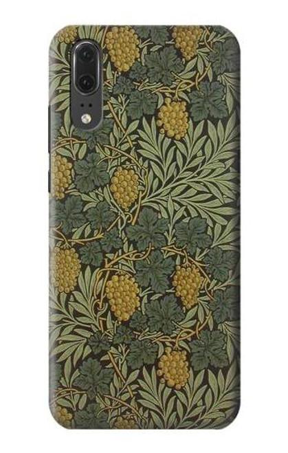 S3662 William Morris Vine Pattern Case For Huawei P20