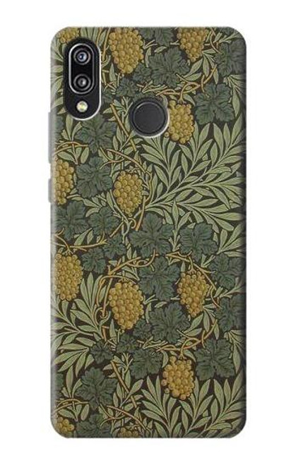 S3662 William Morris Vine Pattern Case For Huawei P20 Lite
