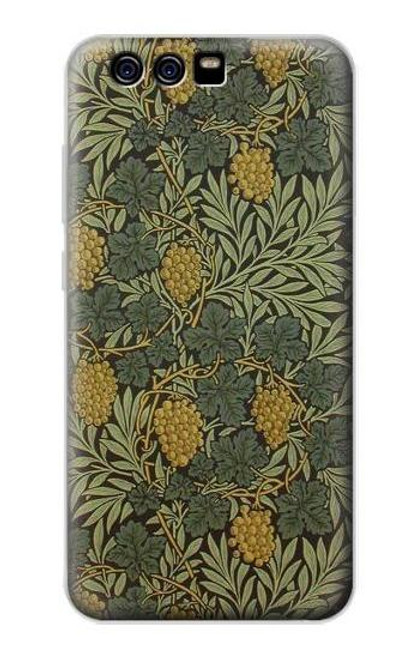 S3662 William Morris Vine Pattern Case For Huawei P10