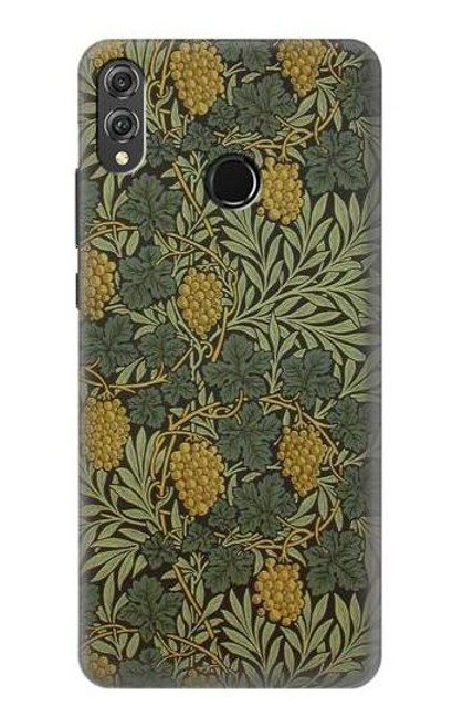 S3662 William Morris Vine Pattern Case For Huawei Honor 8X