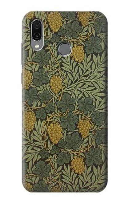 S3662 William Morris Vine Pattern Case For Huawei Honor Play