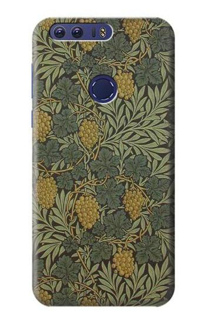 S3662 William Morris Vine Pattern Case For Huawei Honor 8
