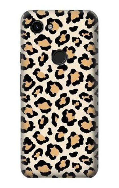 S3374 Fashionable Leopard Seamless Pattern Case For Google Pixel 3a