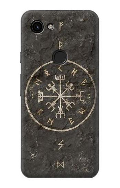 S3413 Norse Ancient Viking Symbol Case For Google Pixel 3a
