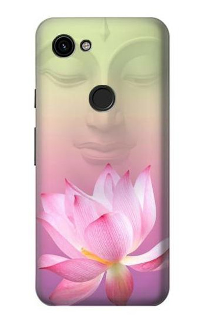 S3511 Lotus flower Buddhism Case For Google Pixel 3a