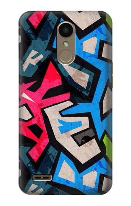 S3445 Graffiti Street Art Case For LG K10 (2018), LG K30