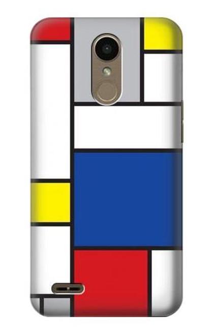 S3536 Modern Art Case For LG K10 (2018), LG K30