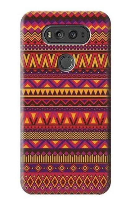 S3404 Aztecs Pattern Case For LG V20
