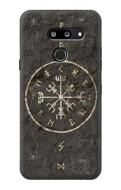 S3413 Norse Ancient Viking Symbol Case For LG G8 ThinQ