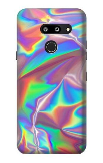 S3597 Holographic Photo Printed Case For LG G8 ThinQ