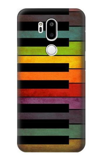 S3451 Colorful Piano Case For LG G7 ThinQ