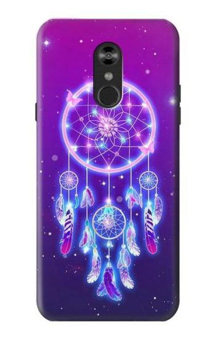 S3484 Cute Galaxy Dream Catcher Case For LG Q Stylo 4, LG Q Stylus