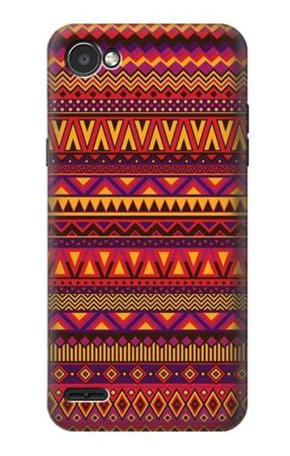 S3404 Aztecs Pattern Case For LG Q6