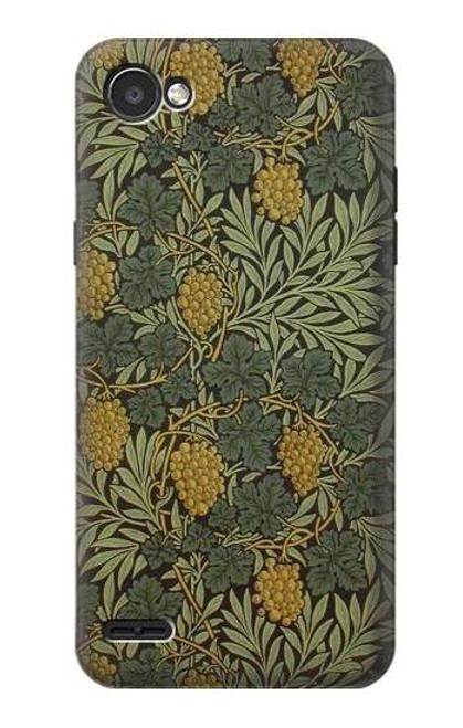S3662 William Morris Vine Pattern Case For LG Q6
