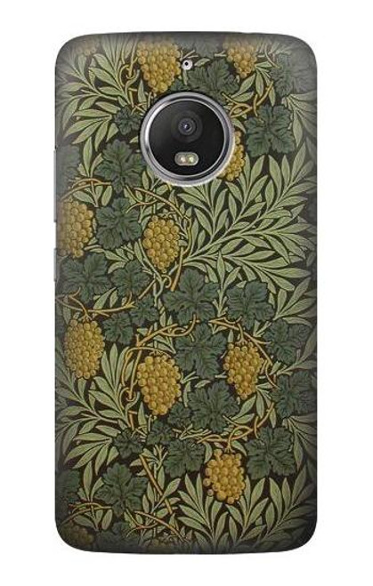 S3662 William Morris Vine Pattern Case For Motorola Moto G5S