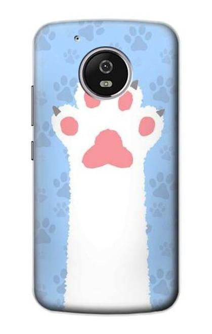 S3618 Cat Paw Case For Motorola Moto G5