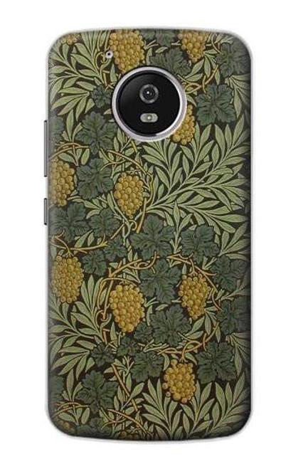 S3662 William Morris Vine Pattern Case For Motorola Moto G5