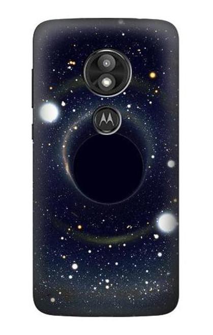 S3617 Black Hole Case For Motorola Moto E Play (5th Gen.), Moto E5 Play, Moto E5 Cruise (E5 Play US Version)