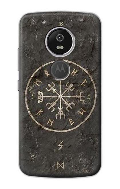 S3413 Norse Ancient Viking Symbol Case For Motorola Moto G6 Play, Moto G6 Forge, Moto E5